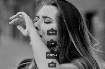 Караоке Аннет Сай слезы